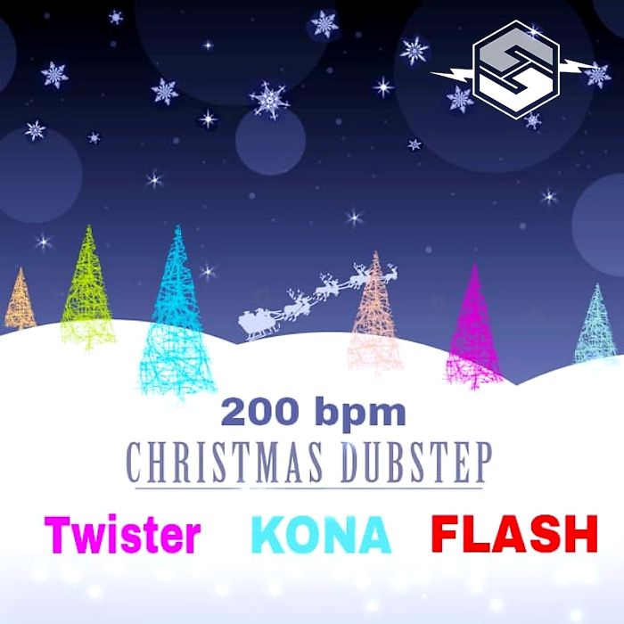 Christmas Dubstep.Loudly Xmas Dubstep Vs Twister Vs Kona By The Flash